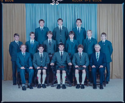 Negative: St Andrews College Prefects 1986
