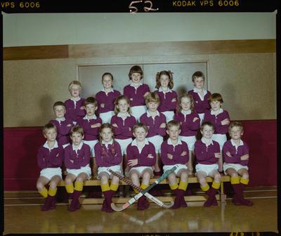 Negative: St Marks Junior Hockey Team 1986