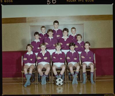 Negative: St Marks Soccer Team 1986