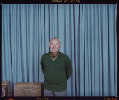 Negative: Mr Cameron Of The Hoon Hay Club