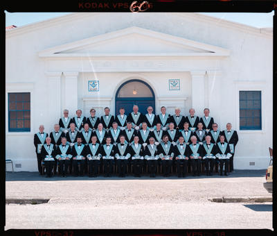 Negative: Concord Lodge Masters Group 1987