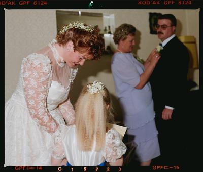 Negative: Fridd-Syne Wedding