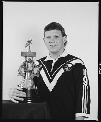 Negative: Linwood Rugby Club Unnamed Player