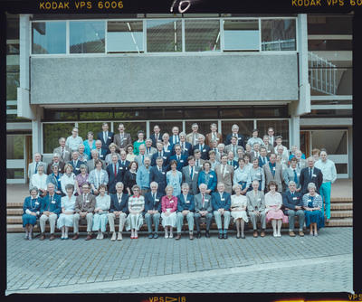 Negative: Christ's College 40 Years On