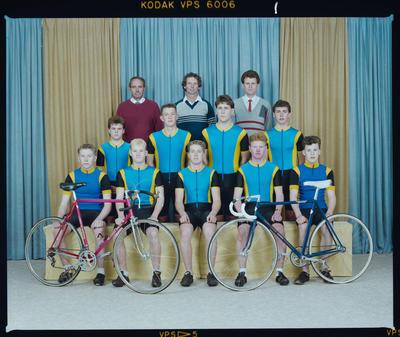 Negative: CBHS Cycling Team 1987