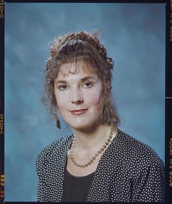 Negative: Miss Fyffe Portrait