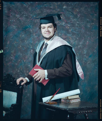 Negative: Mr Burniey Graduate; 01 May 1984; 2019.10.6608