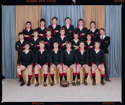 Negative: St Bede's Rugby 1987