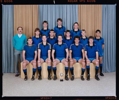 Negative: CBHS Hockey 1987
