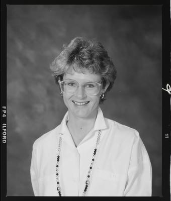 Negative: Beth Yates Portrait