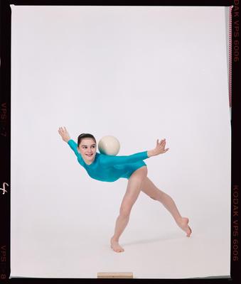 Negative: Hughes Gymnast