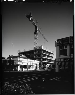 Negatives: Christchurch Intersection and Construction