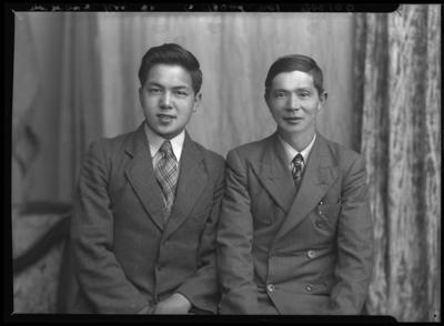 Film Negative: Mr Wong Kee