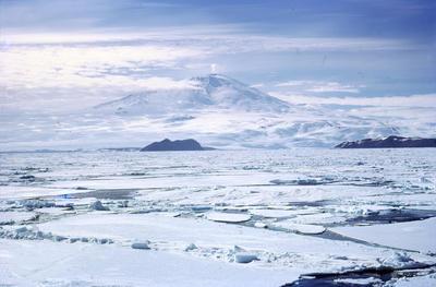 Slide: Mt Erebus
