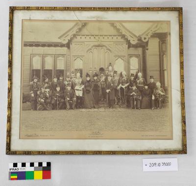Photograph: Framed