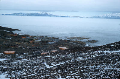 Slide: McMurdo Base