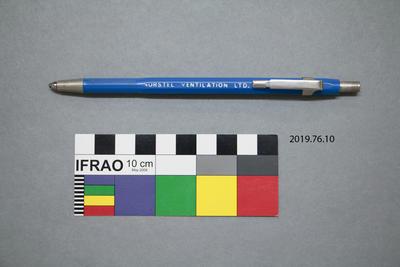 Mechanical Pencil: Blue