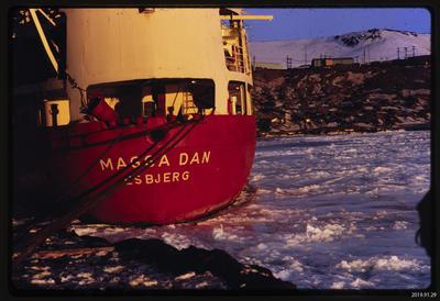 Slide: Magga Dan, 1968