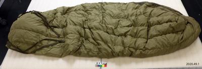Sleeping bag: Khaki