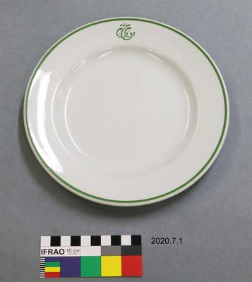 Plate: Christchurch Technical College