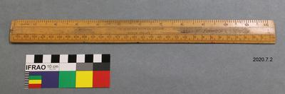 Ruler: Christchurch Technical College