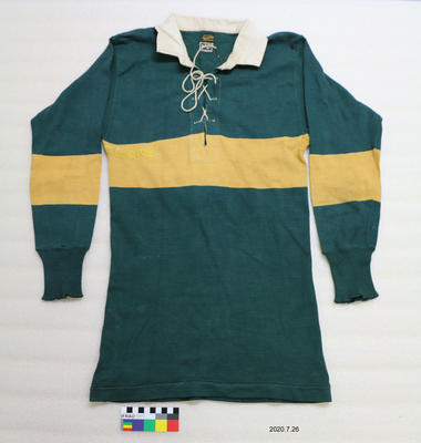 Rugby Jersey: Christchurch Technical College