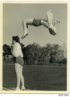 Photograph: Buckett's Gym Performers