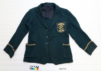 Blazer: Christchurch Technical College