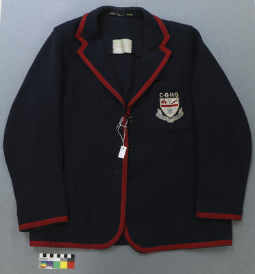 Blazer: Christchurch Girls' High School