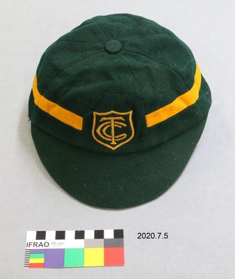 Cap: Christchurch Technical College