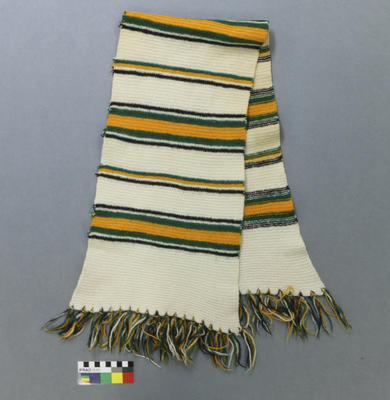 Scarf: Christchurch Technical College