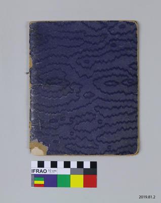 Manuscript: Behind the German Lines