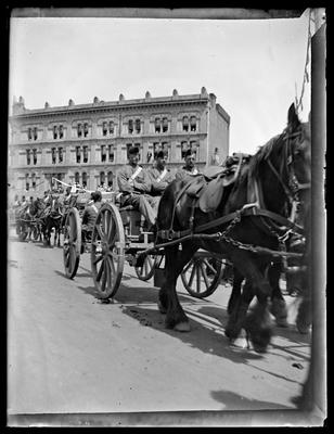Glass Plate Negative: Canterbury Jubilee