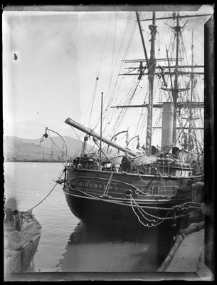 Glass Plate Negative: Discovery