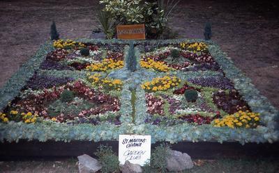 35mm Colour Slide: Floral Festival, Christchurch 1974
