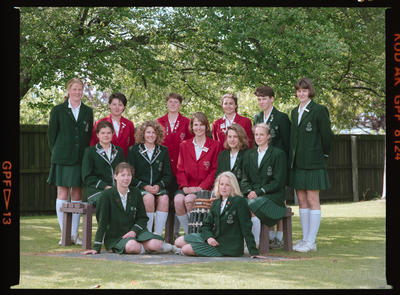 Negative: St Margaret's Hockey 1990