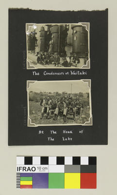 Photograph: The Condensors at Waitaki