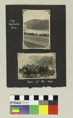 Photograph: The Waitaki Dam