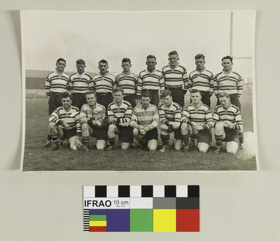 Photograph: Linwood Rugby Team