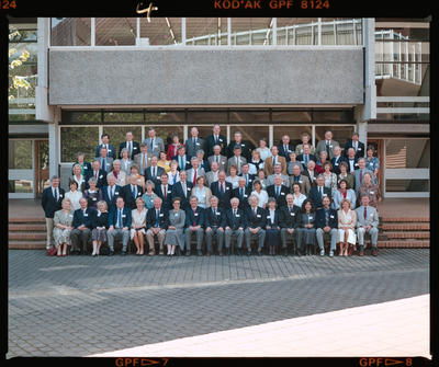 Negative: Christ's College 40 Year Reunion 1990