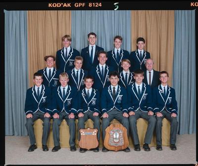 Negative: St Andrews Hockey 1990
