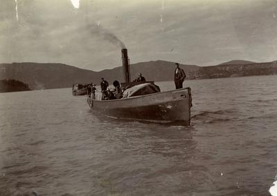 Photograph: At Purau 1903