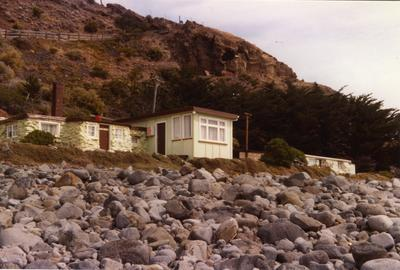 Photograph: Boulder Bay Baches