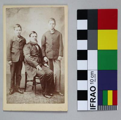 Photograph: Three Males