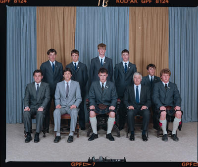 Negative: St Andrews College Prefects 1990