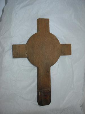 Crucifix: Wooden