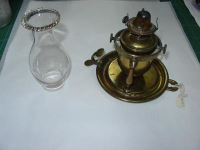 Lamp: Oil
