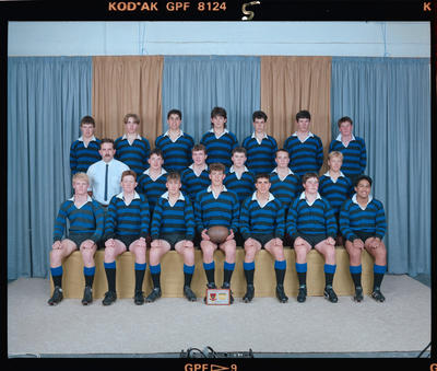 Negative: CBHS Rugby 1990