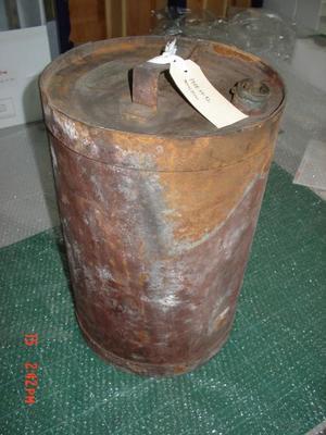 Petrol Drum