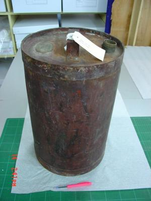 Canister: Petrol